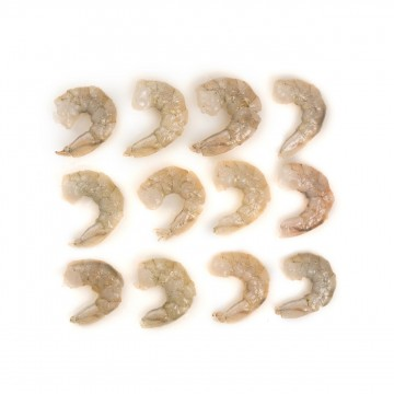 Vannamei Prawn Raw Peeled and Deveined Size 16-20