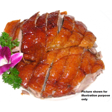 Frozen Roasted Duck Boneless